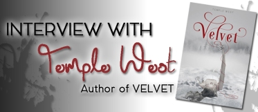 Temple West AUTHOR INTERVIEW pic