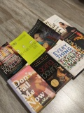 Carrie's book haul.