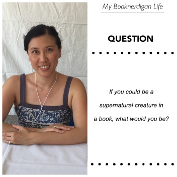 Cindy played My Booknerdigan Life at TTBF. To see the answer to her question, check out TBA's Instagram. https://instagram.com/p/8GpwYbsb95/?taken-by=thebookacademy