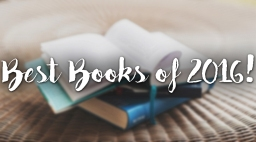 Best Books of 2016!