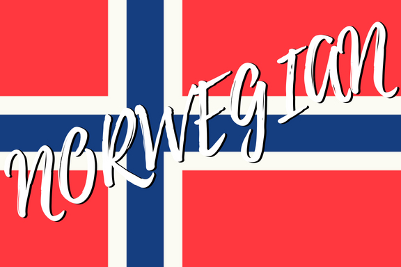 Language Learning NORWEGIAN