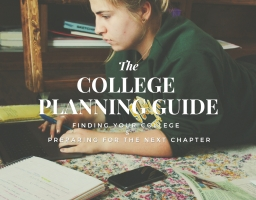 The College Planning Guide – New Series Announcement!